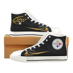 Dilly Dilly Pittsburgh Steelers High Top Shoes For Men Women Kids