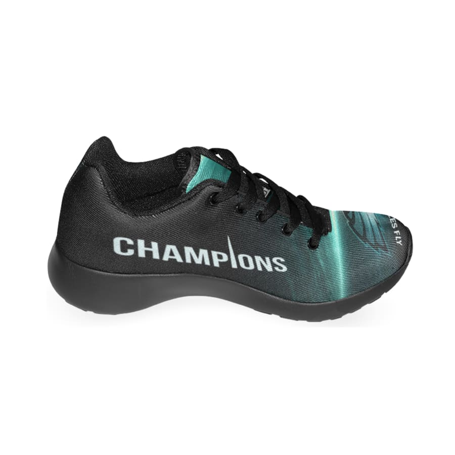 Eagles Sneakers Mens Womens Kids | Philadelphia Eagles Champs Shoes | NFL Sneakers men's women's kid's