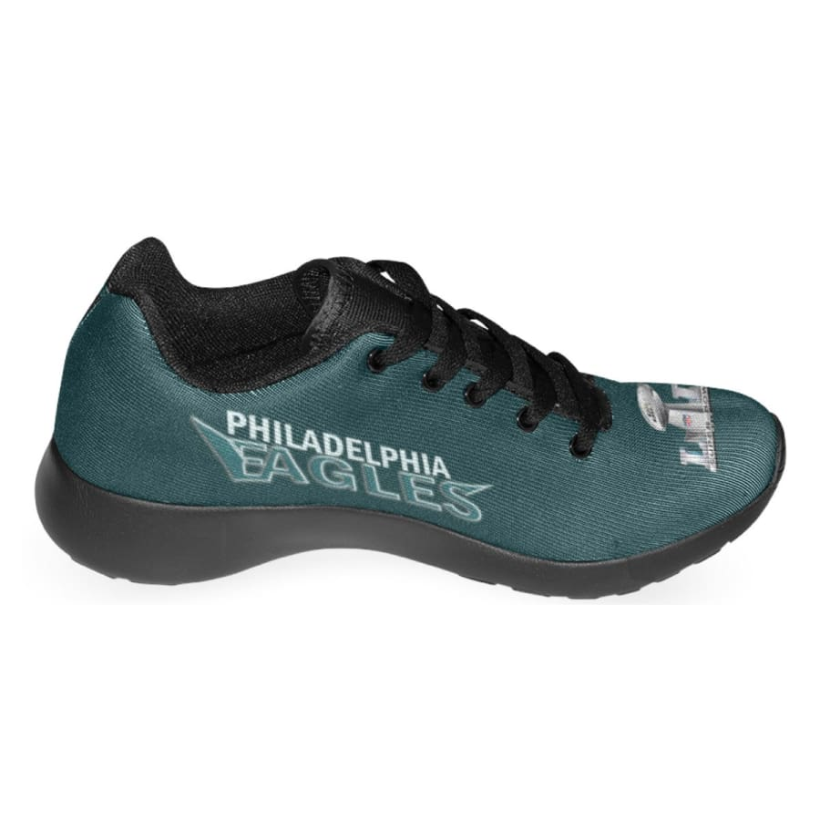 Eagles Sneakers Mens Womens Kids | Super Bowl Shoes |Running