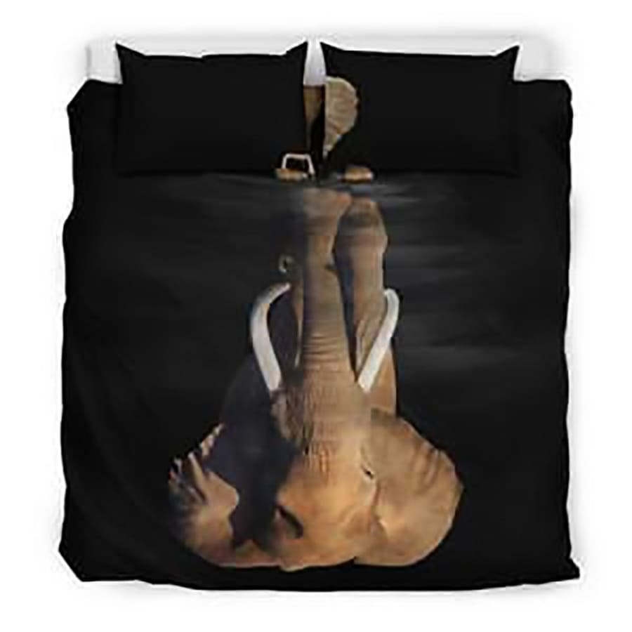 Elephant Dreaming Bedding Set| Twin/ Queen/ King Size - Set