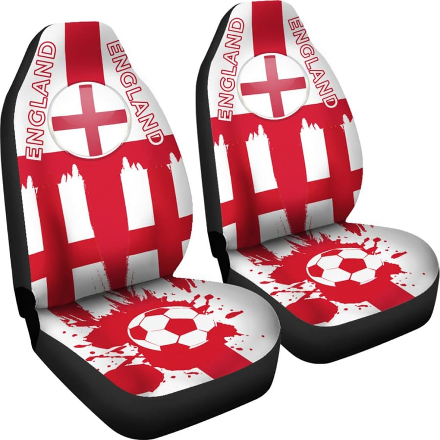 England World Cup Car Seat Covers Set | 2018 FIFA