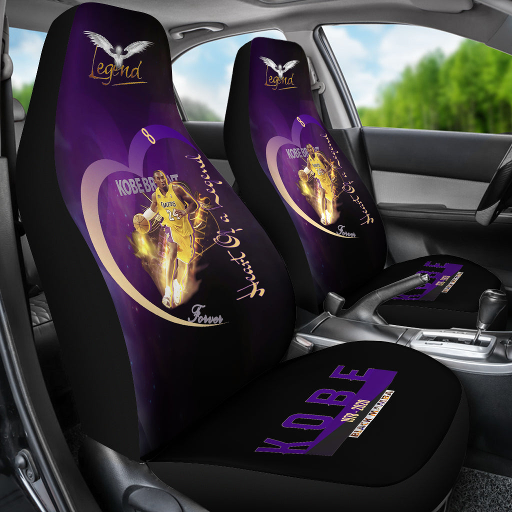 Kobe bryant seat covers