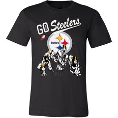 """Go Steelers"" Pittsburgh Steelers Shirt (15 Colors)"