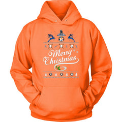 Houston Astros Champions 2017 Christmas Hoodie (12 Colors)