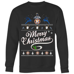 Houston Astros Champions Christmas Sweaters For Men Women (5 Colors)