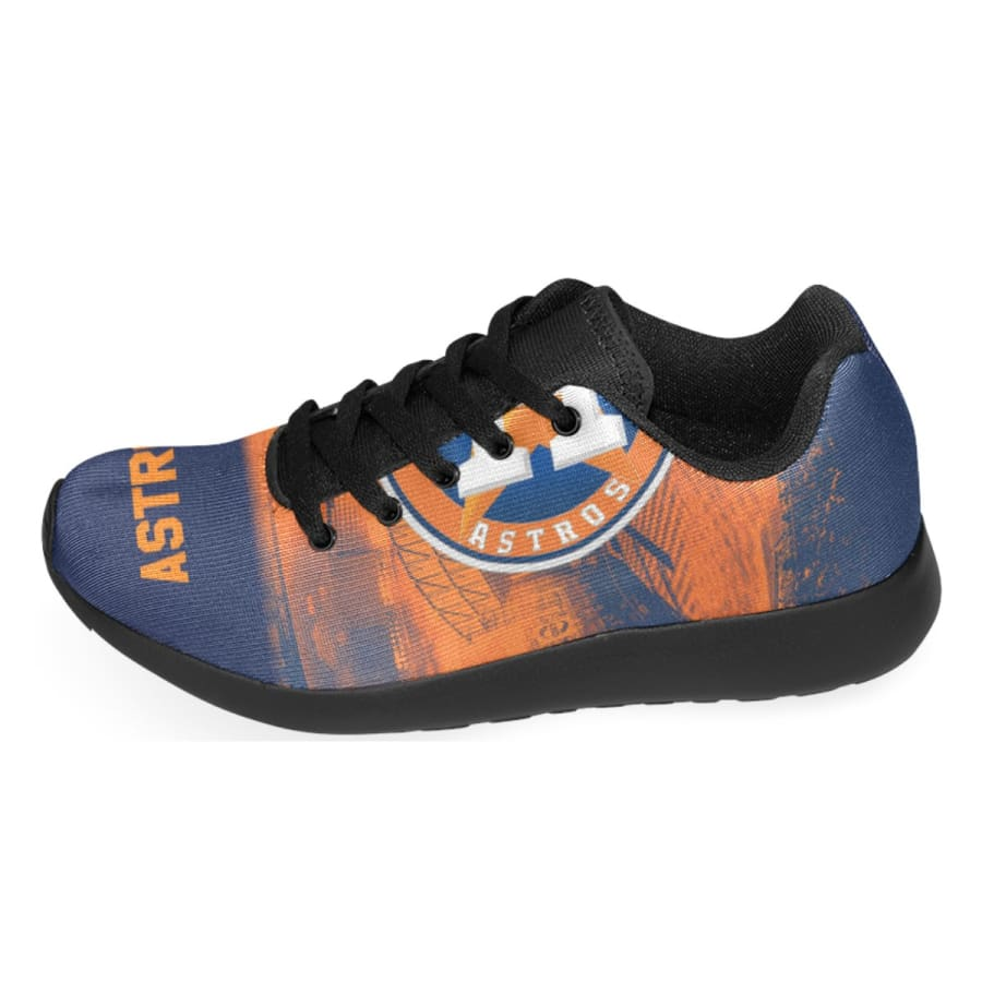 Houston Astros Sneakers Mens Womens Kids| Running Shoes| World Series Champs Shoes