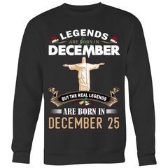 Jesus Born In Christmas Sweater For Men Women (5 colors)