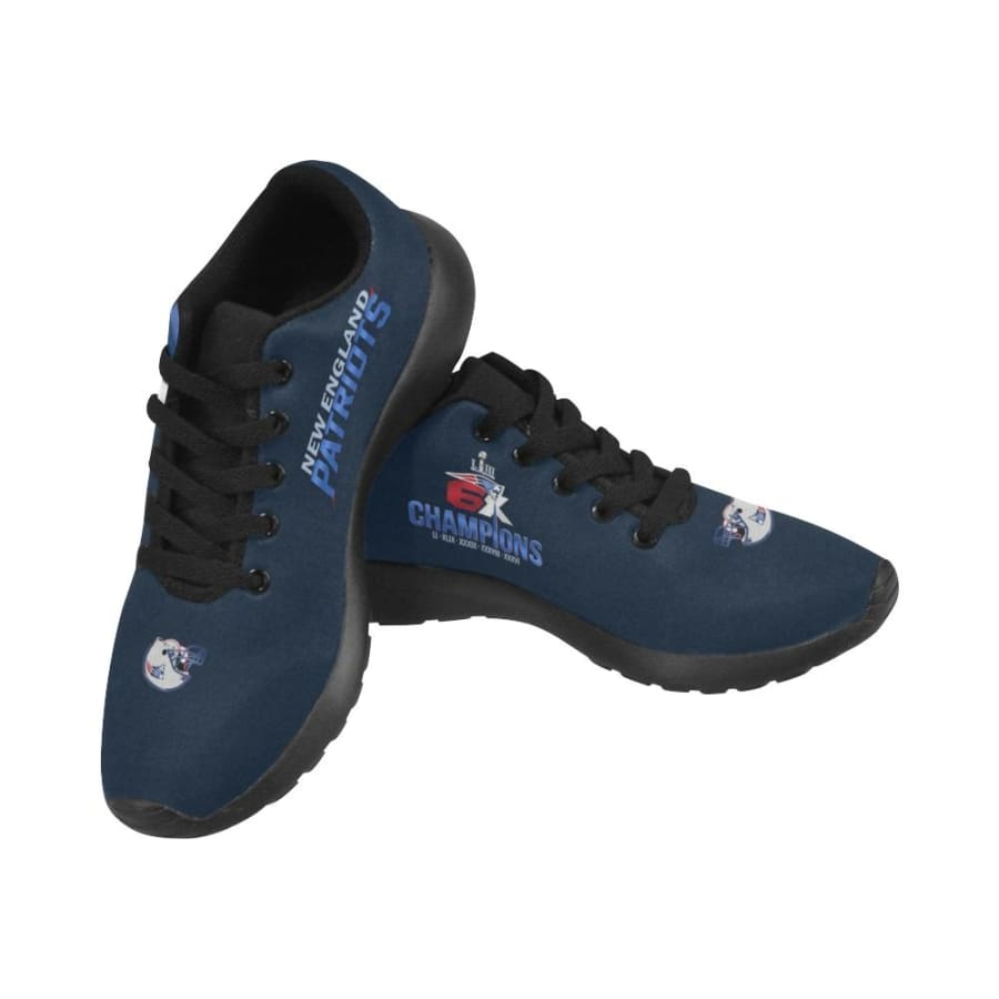 New England Patriots Sneakers| 6x Super Bowl Shoes| Running Shoes