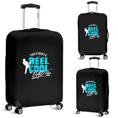 NP Reel Cool Dad Luggage Cover