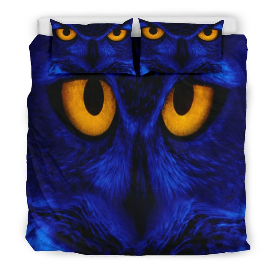 Owl Eyes Doona Bedding Set | Twin/ Queen/ King Size