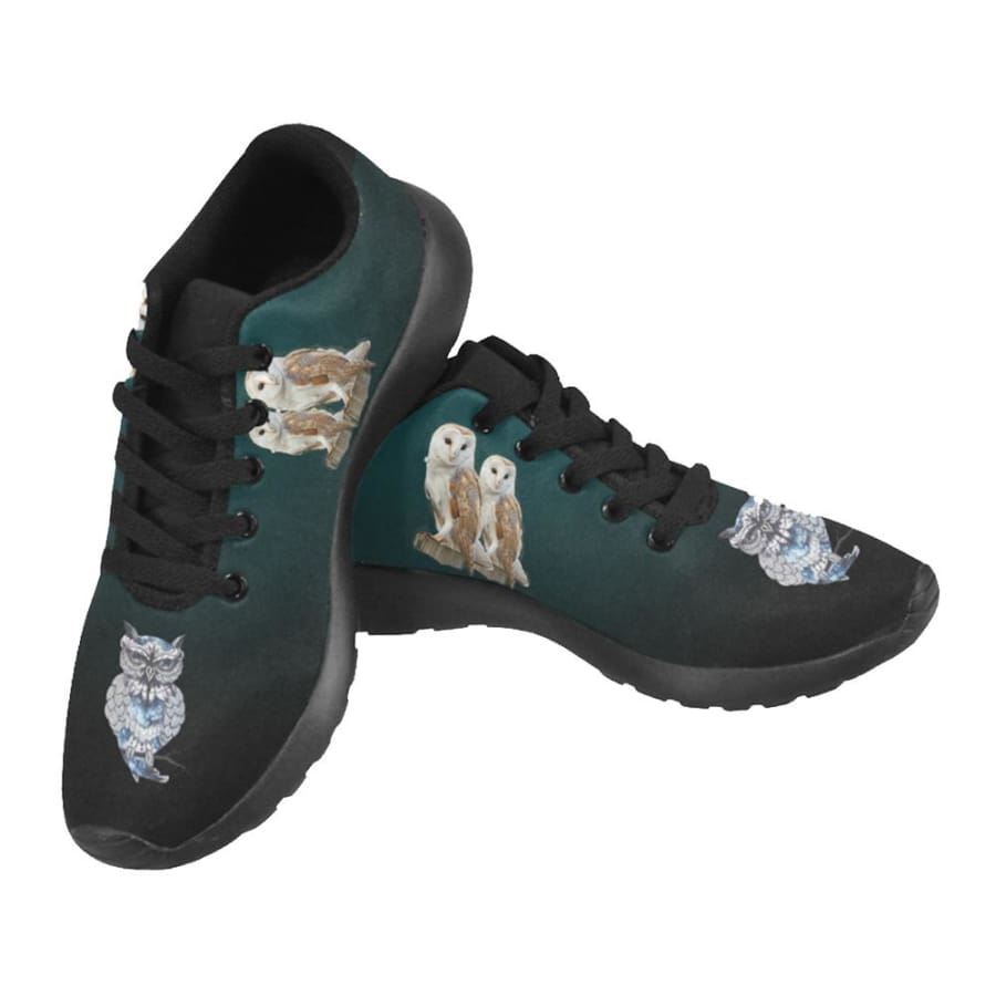 Owl Sneakers Men | Running Shoes |Pet