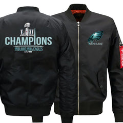 Philadelphia Eagles Bomber Jacket| Varsity Jacket| Super Bowl Jacket
