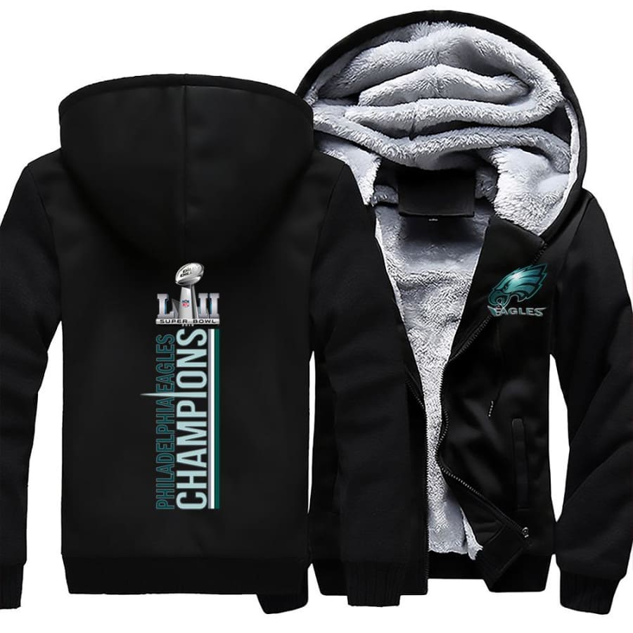 Philadelphia Eagles Jacket| Varsity Jackets|Mens Pullover Hoodie (2 Colors)