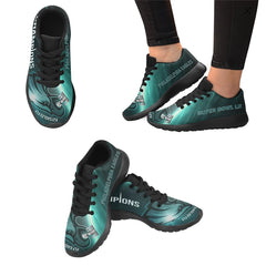 Philadelphia Eagles Sneakers For Women Men Kids| Super Bowl Champs Shoes