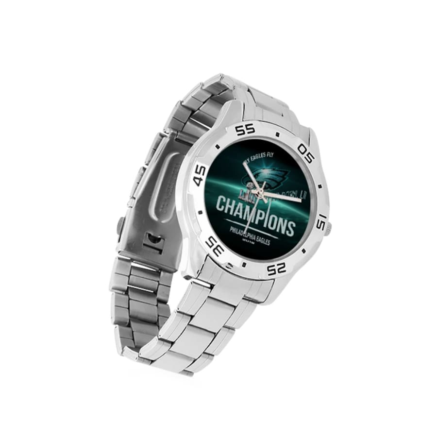 Philadelphia Eagles Watch Midnight Green Black| Super Bowl Wrist