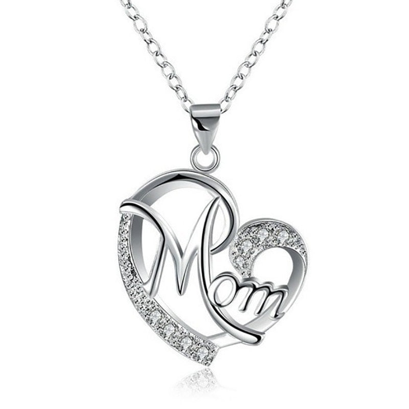 Mom Necklace | Mother's Day Gift