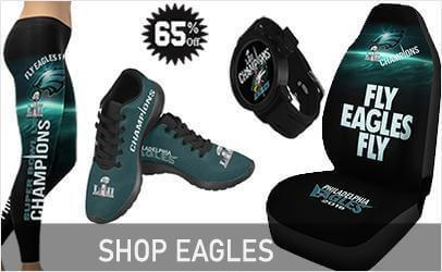 Shop Philadelphia Eagles gear 65 % Off