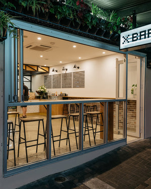 Barrys Burgers: Adelaide