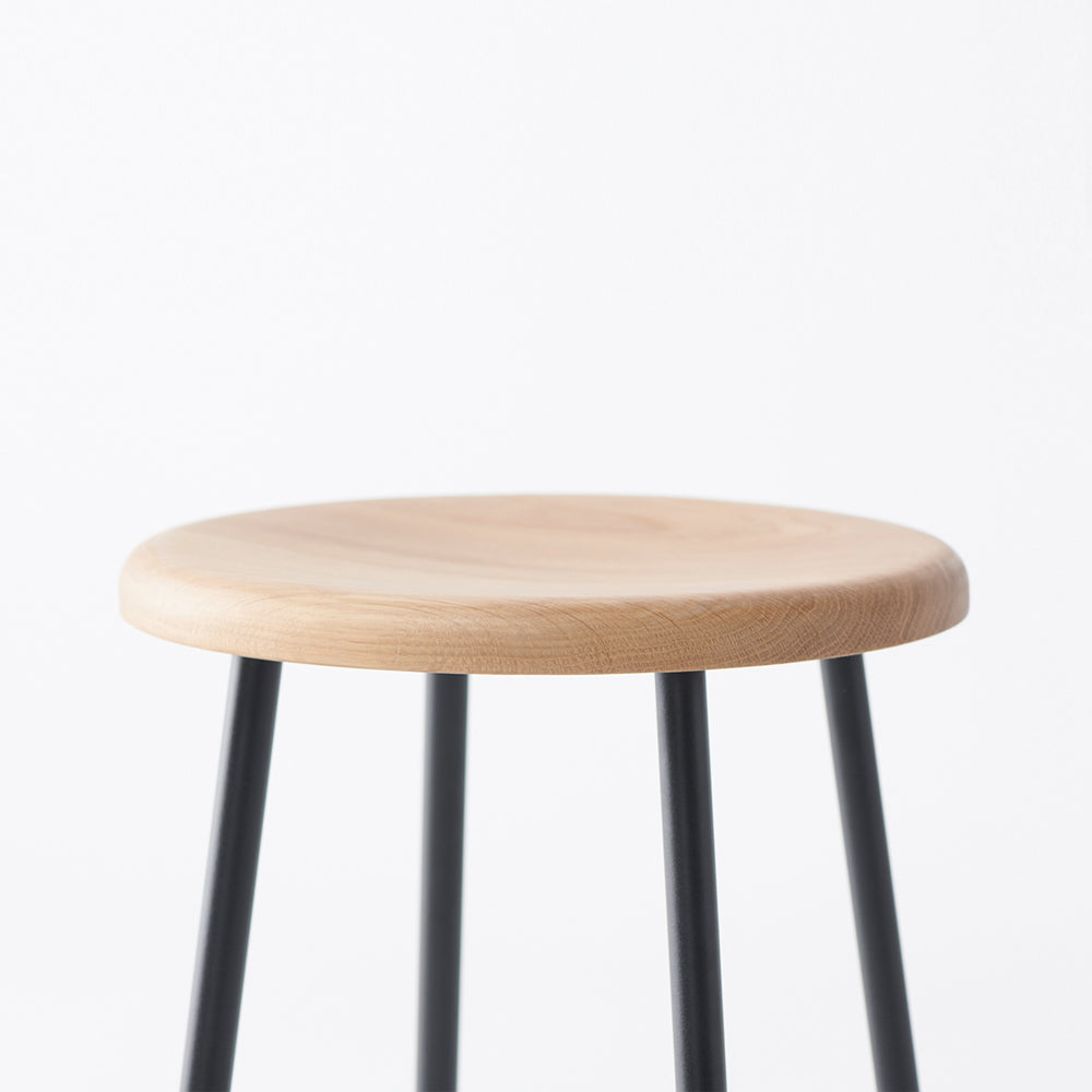 Archie High Stool by Dowel Jones