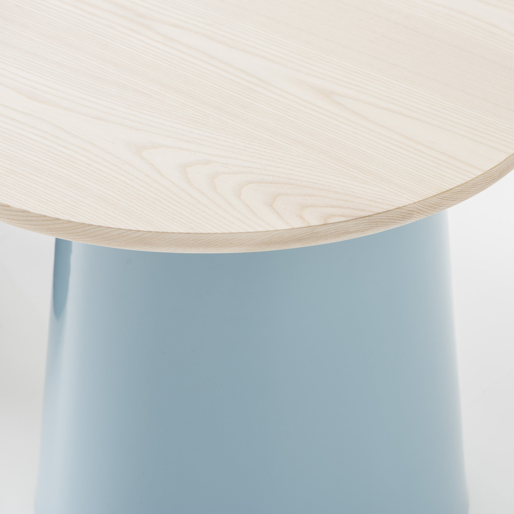 Double Thimble Table by Dowel Jones
