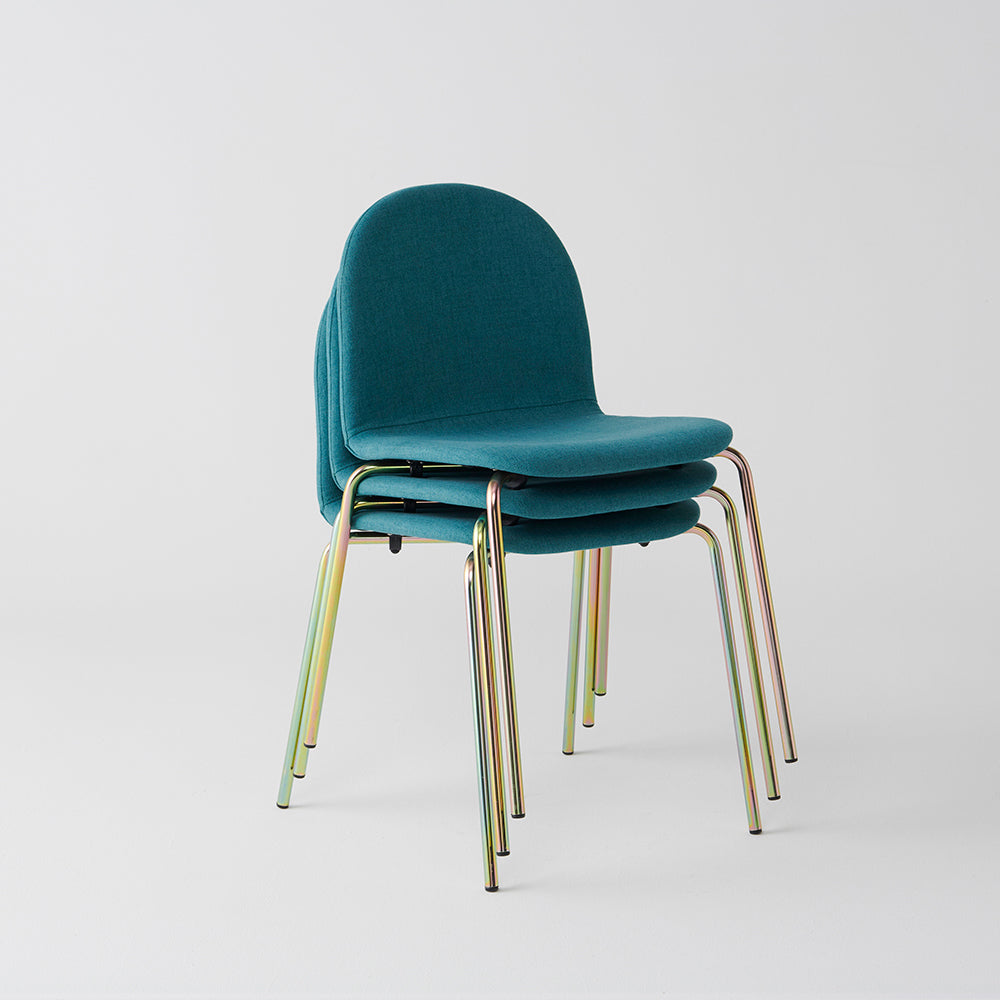FUN Upholstered Chair by Dowel Jones