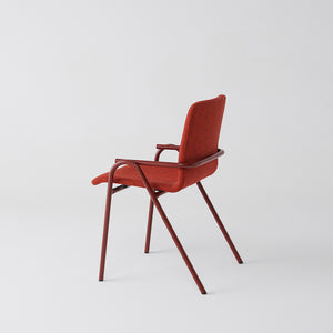 Full Hurdle Upholstered Chair by Dowel Jones