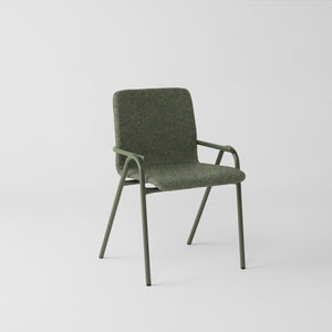 Full Hurdle Chair Upholstered