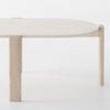 Simon Says Pill Coffee Table by Dowel Jones