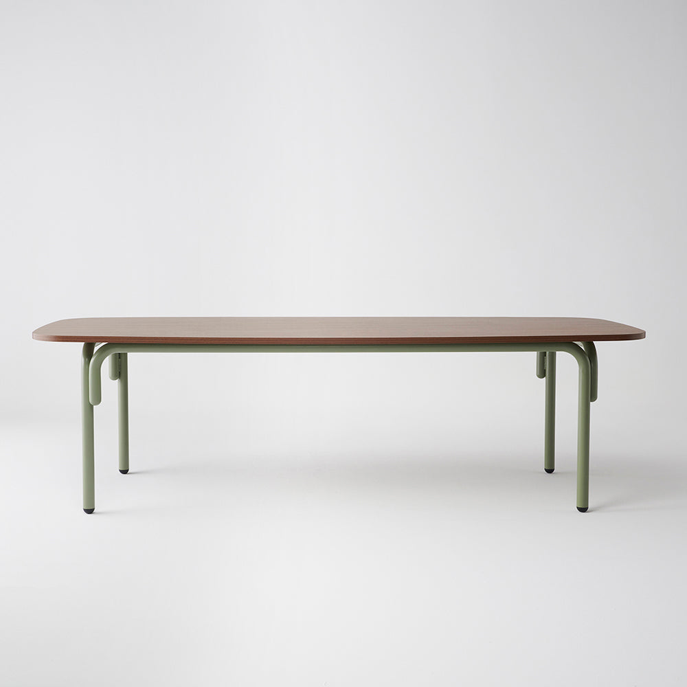 Sir Burly Dining Table by Dowel Jones
