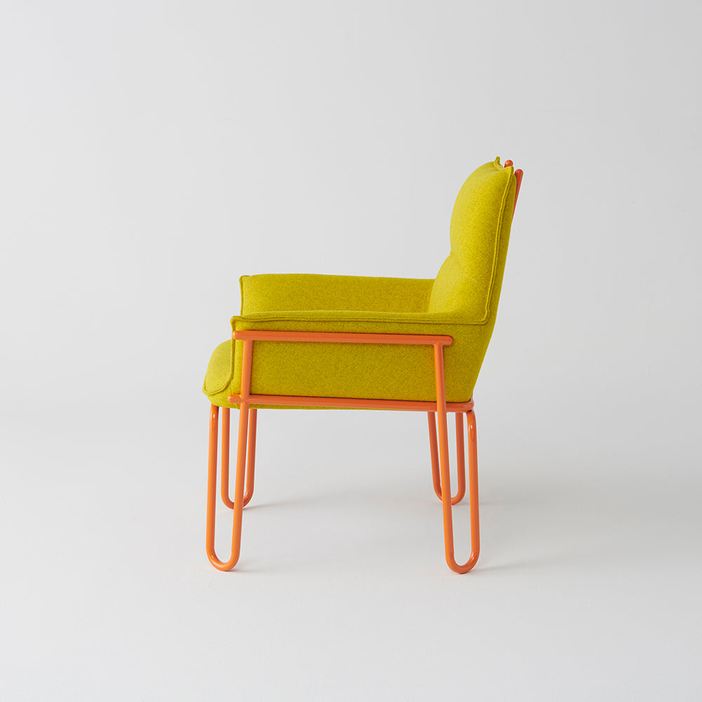 Sister Chair by Dowel Jones