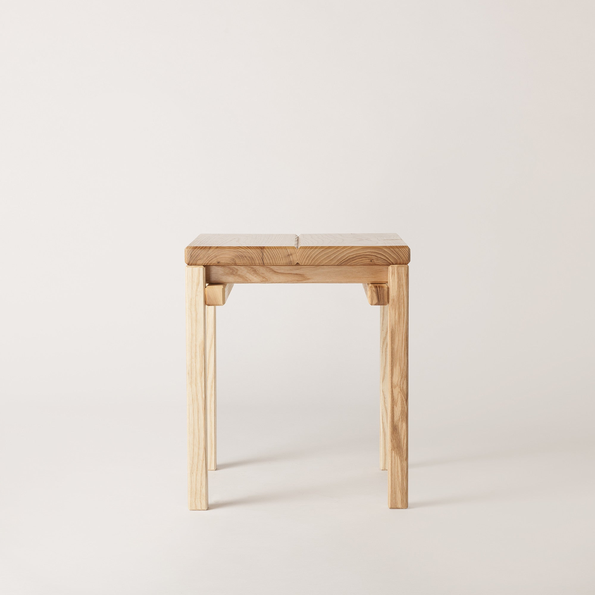 Tim Ber Low Stool by Dowel Jones