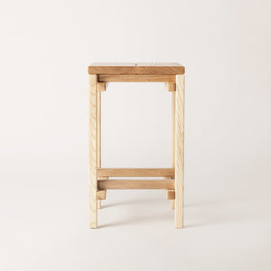 Tim Ber High Stool by Dowel Jones