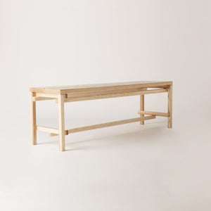 Tim Ber Bench by Dowel Jones
