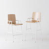 Full Hurdle High Chair by Dowel Jones