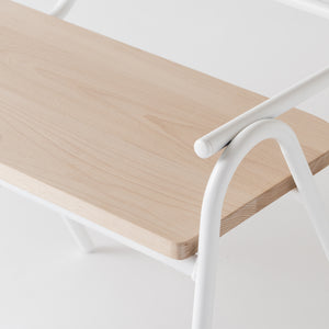 Half Hurdle Bench by Dowel Jones