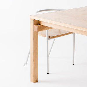 Tim Ber Table by Dowel Jones