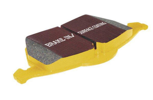 Audi 8V S3 EBC Yellowstuff Rear Brake Pads - FAS Tuning