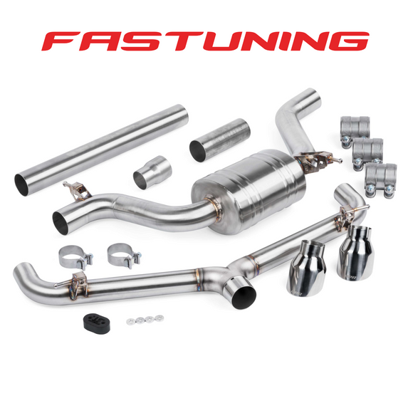 APR Catback Exhaust VW MK7 GTI - FAS Tuning