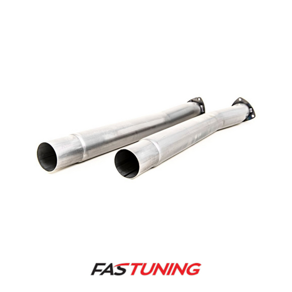 Audi 8V RS3/8S TTRS Milltek Secondary Catalyst Bypass Pipe - FAS Tuning