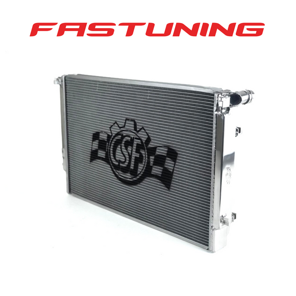 CSF Racing High Performance Race Grade Aluminum Radiator VW/Audi MQB - FAS Tuning