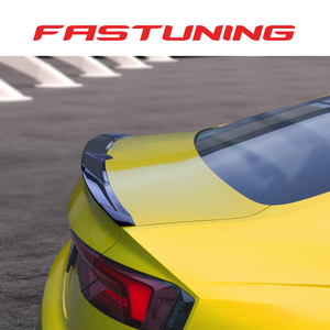 Capristo Carbon Fiber Rear Decklid Spoiler Audi B9 RS5 Coupe - FAS Tuning