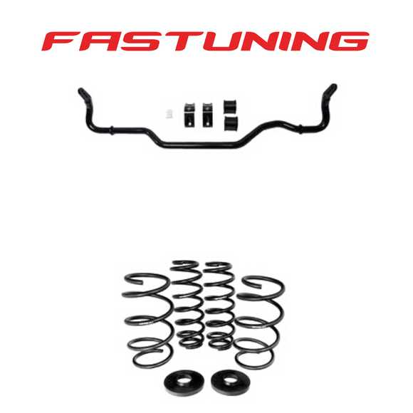 EMD Auto eMMOTION Stage 1 Suspension Package VW MK7 Golf R - FAS Tuning