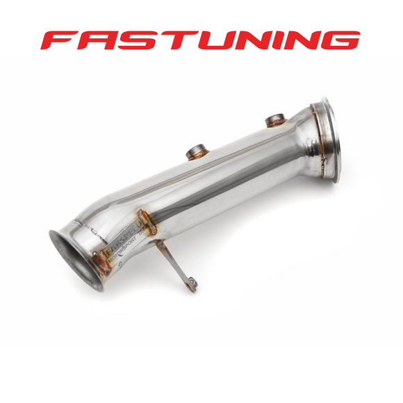 Fabspeed Cat Bypass Downpipe BMW F87 M2 - FAS Tuning