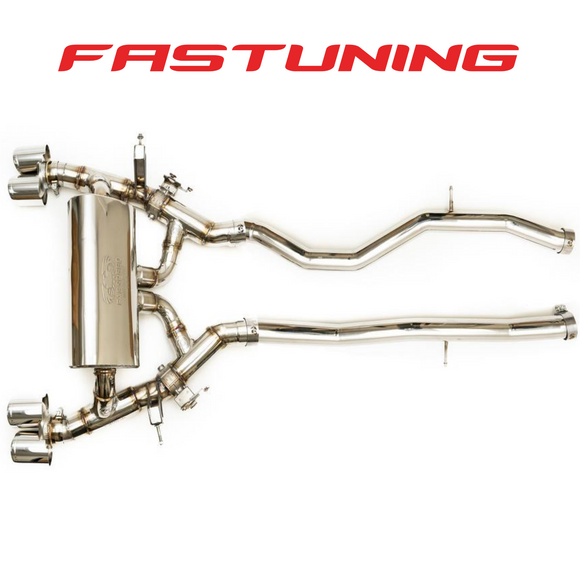 Fabspeed Valvetronic Exhaust BMW F87 M2 Competition - FAS Tuning