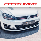 Flow Designs Front Splitter VW MK7 GTI - FAS Tuning