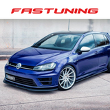 Flow Designs V3 Side Splitters VW MK7 Golf R - FAS Tuning