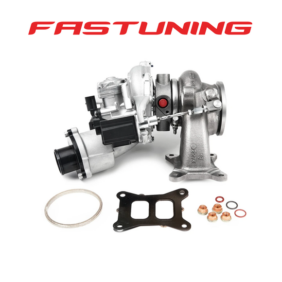 HPA Motorsports FR450 IS38 Hybrid Turbo VW/Audi MQB - FAS Tuning