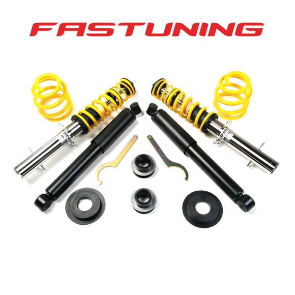 HPA Motorsports SHS Coilovers VW/Audi MQB - FAS Tuning