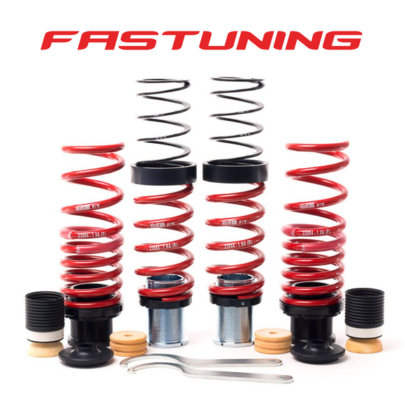 H&R VTF Adjustable Lowering Springs without Adaptive Suspension Audi 4S R8 V10 - FAS Tuning