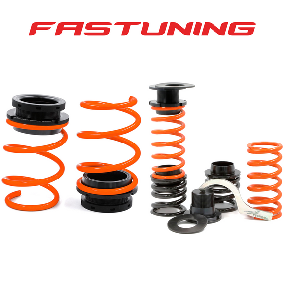 MSS Fully Adjustable Spring Kit VW MK7 Golf/GTI/Golf R - FAS Tuning
